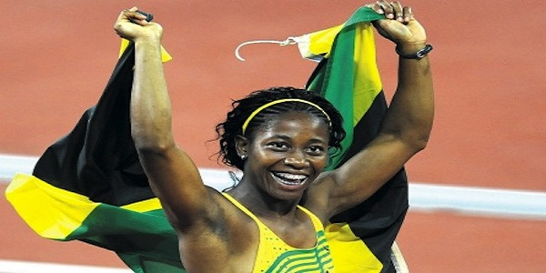 Shelly-Ann-Fraser-Breaks-National-Record-For-Womens-100m-Title-In-Jamaica-2012
